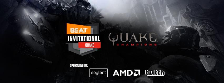 Quake BEAT Invitational facebook Announcement