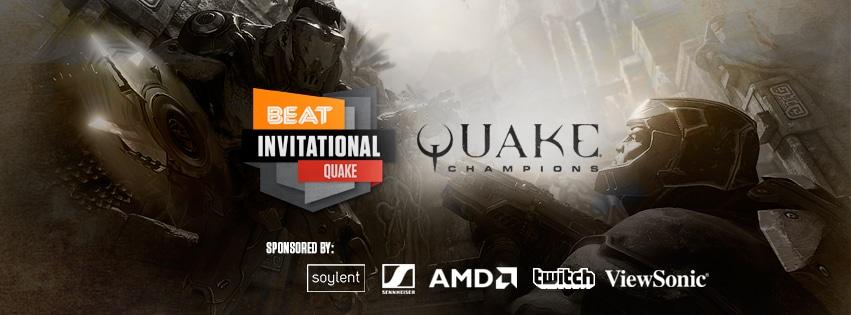 Quake BEAT Invitational Season 2 facebook image